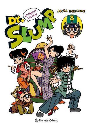 DR. SLUMP ULTIMATE EDITION #08 (NUEVA EDICION)