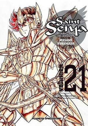 SAINT SEIYA: LOS CABALLEROS DEL ZODIACO #21 (NUEVA EDICION)