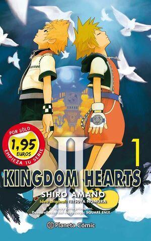 KINGDOM HEARTS II #01 (PROMOCION ESPECIAL)