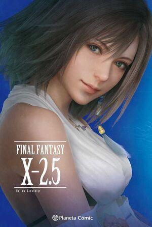 FINAL FANTASY X-2.5 (NOVELA)