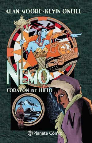 THE LEAGUE OF EXTRAORDINARY GENTLEMEN - NEMO: CORAZON DE HIELO (NVA.EDIC.)