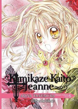 KAMIKAZE KAITO JEANNE. ULTIMATE EDITION #06