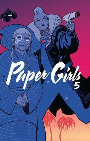 PAPER GIRLS. TOMO #05