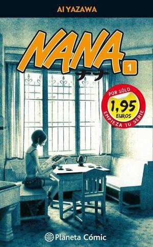NANA #01 (NUEVA EDICION - PROMOCION ESPECIAL)
