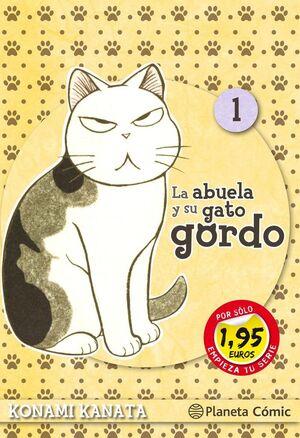 LA ABUELA Y SU GATO GORDO #01 (PROMOCION ESPECIAL)