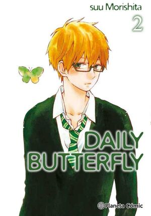DAILY BUTTERFLY #02