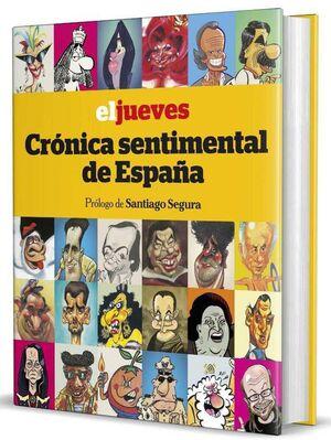 EL JUEVES. CRONICA SENTIMENTAL DE ESPAÑA