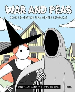 WAR AND PEAS. COMICS DIVERTIDOS PARA MENTE