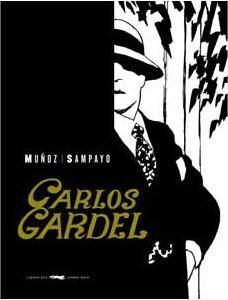 CARLOS GARDEL (COMIC)