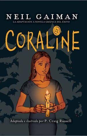 CORALINE. COMIC (CARTONE)