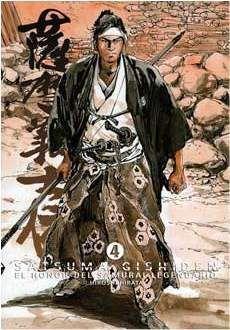 SATSUMA GISHIDEN #04. EL HONOR DEL SAMURAI LEGENDARIO