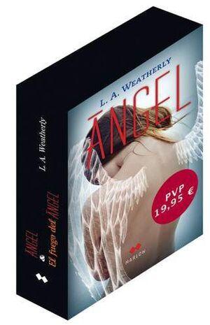 ANGEL + EL FUEGO DEL ANGEL (2 VOLUMENES)