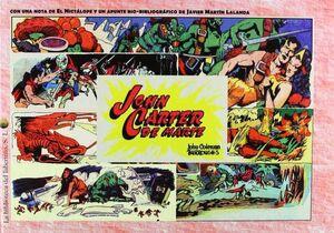 JOHN CARTER DE MARTE