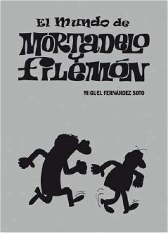 EL MUNDO DE MORTADELO Y FILEMON + 2DVD