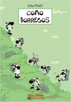 COMO BORREGOS