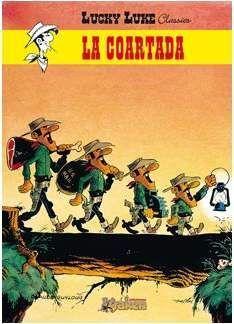 LUCKY LUKE CLASSICS #01. LA COARTADA