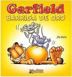 GARFIELD BARRIGA DE ORO