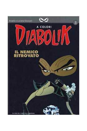 DIABOLIK #03. EL ENEMIGO REENCONTRADO