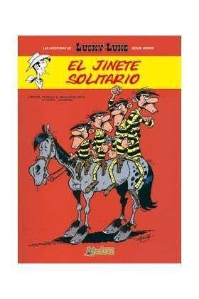 LUCKY LUKE. EL JINETE SOLITARIO
