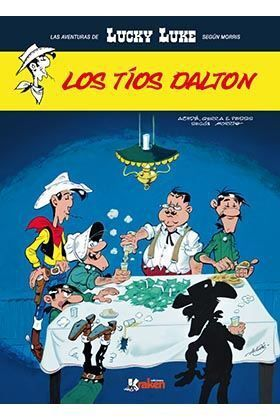 LUCKY LUKE. LOS TIOS DALTON
