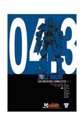 JUEZ DREDD: LOS ARCHIVOS COMPLETOS VOL.4 #003