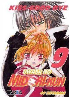 UWASA NO MIDORI-KUN LOVE #09 (LOS RUMORES SOBRE MIDORI)