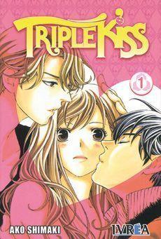 TRIPLE KISS #01