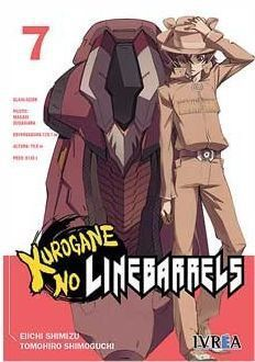 KUROGANE NO LINEBARRELS #07
