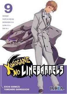 KUROGANE NO LINEBARRELS #09