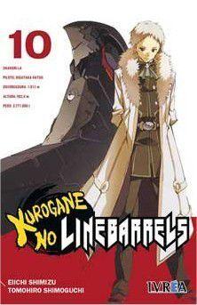 KUROGANE NO LINEBARRELS #10
