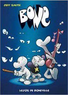 BONE #01. LEJOS DE BONEVILLE (BOLSILLO)