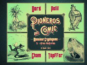 LOS PIONEROS DEL COMIC