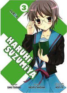 HARUHI SUZUMIYA #03