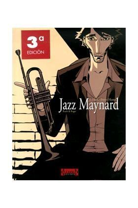 JAZZ MAYNARD #01. HOME SWEET HOME