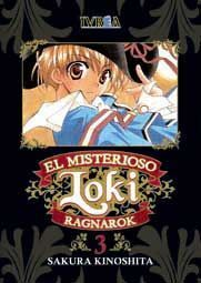 EL MISTERIOSO LOKI RAGNAROK #03