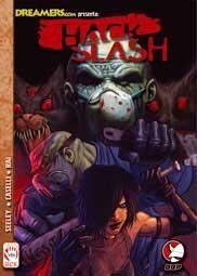 HACK SLASH #01
