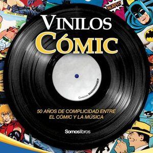 VINILOS COMIC