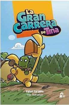 LA GRAN CARRERA DE TINA
