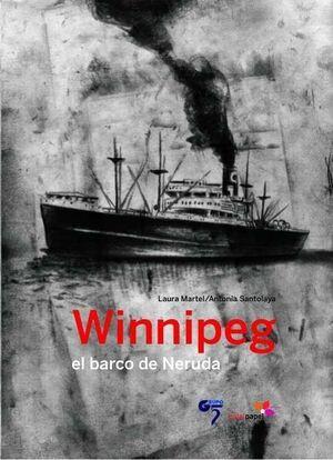 WINNIPEG EL BARCO DE NERUDA