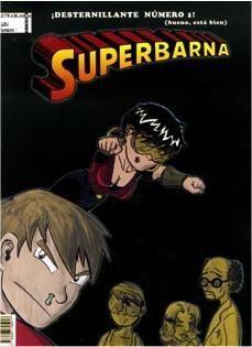 SUPERBARNA #01