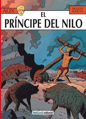 ALIX #11. EL PRINCIPE DEL NILO