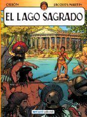 ORION #01. EL LAGO SAGRADO