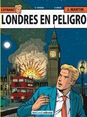 LEFRANC #19. LONDRES EN PELIGRO