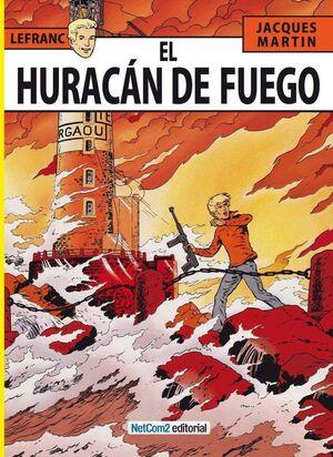 LEFRANC #02. EL HURACAN DE FUEGO