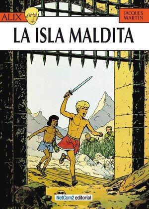 ALIX #03. LA ISLA MALDITA