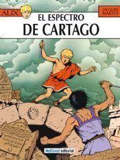 ALIX #13. EL ESPECTRO DE CARTAGO