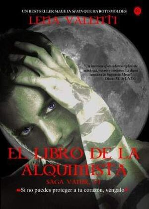 SAGA DE VANIR VI: EL LIBRO DE LA ALQUIMISTA