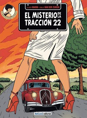 MARGOT #01. EL MISTERIO DE LA TRACCION 22