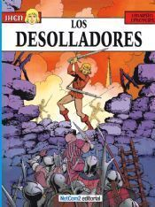 JHEN #03. LOS DESOLLADORES