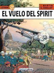 LEFRANC #13. EL VUELO DEL SPIRIT